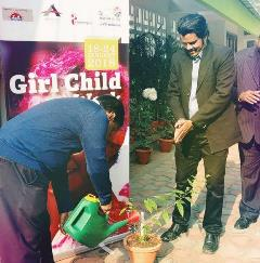 Opening of Girl Child Week in New Delhi
