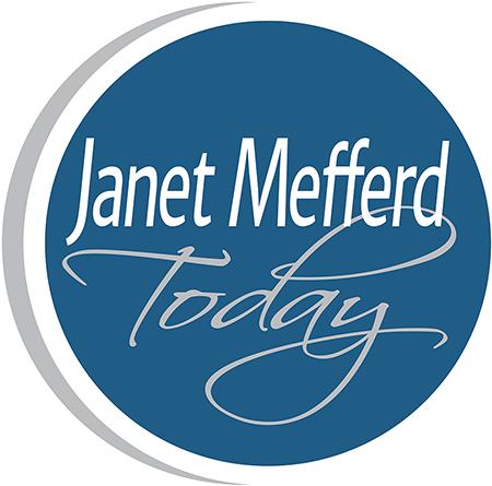 Janet Mefferd Logo