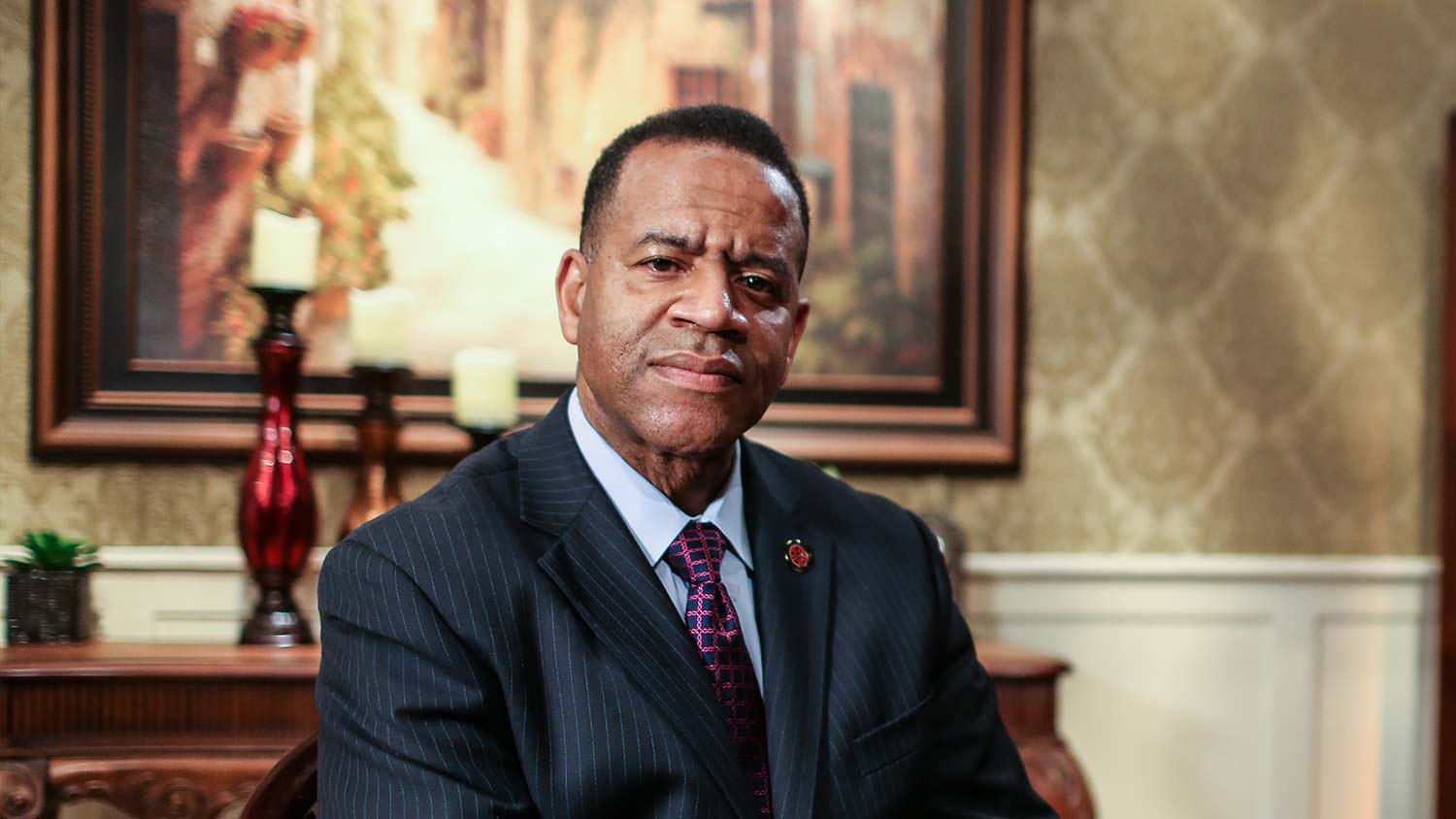 Chief Kelvin Cochran