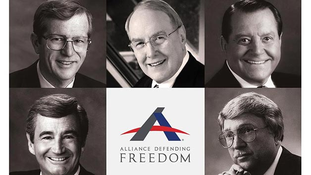 January 31, 1994 - Alliance Defending Freedom (formerly known as Alliance  Defense Fund) is introduced to the nation at the National Religious  Broadcasters ...