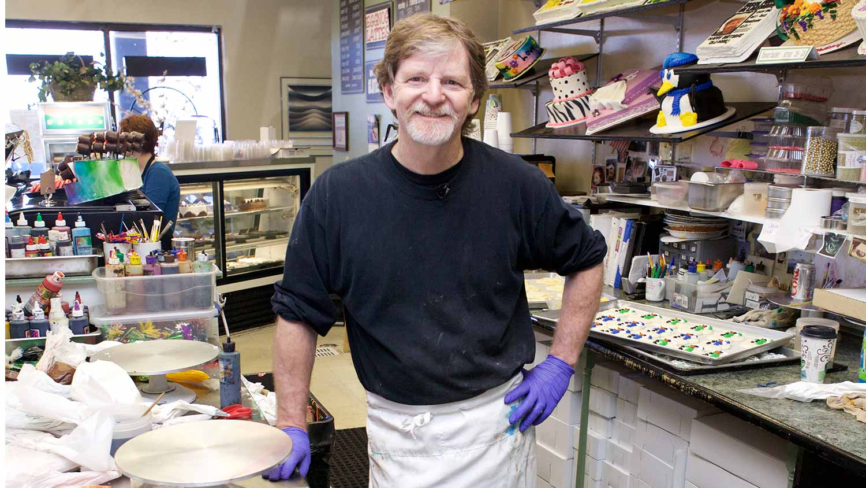 Jack Phillips Cake Shop