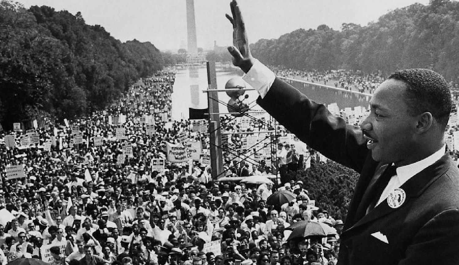 MLK March Blog Header Image