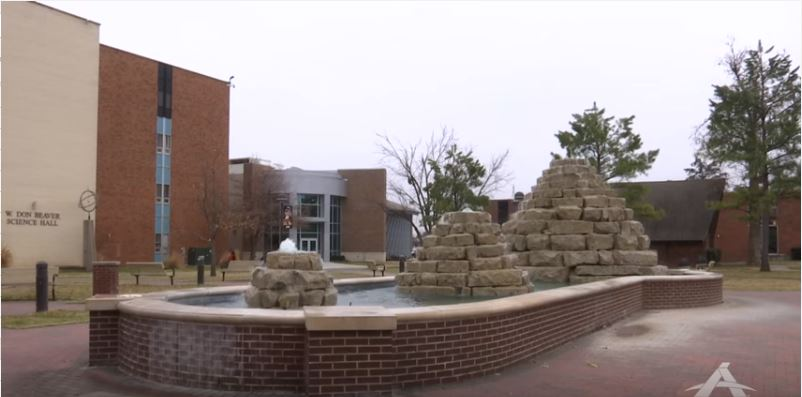 SNU fountain
