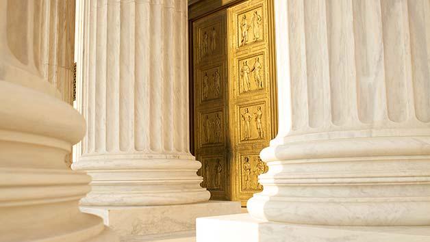Supreme Court Doors