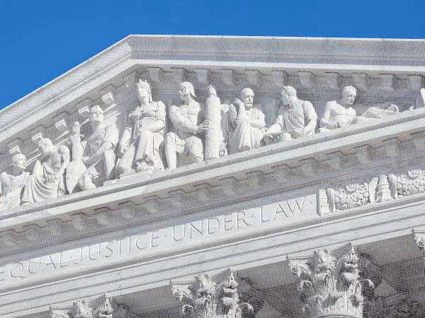 Supreme Court Outside