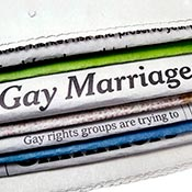 a overview of gay marriages Recognizes same-sex marriages from other states adoption, and foster care - includes edited texts of cases relating to same sex marriage gay marriage.