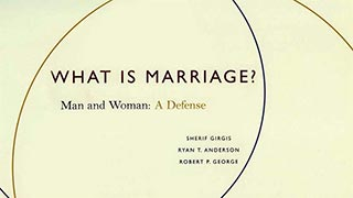 What Is Marriage Book