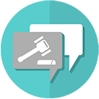 Legal Help Icon
