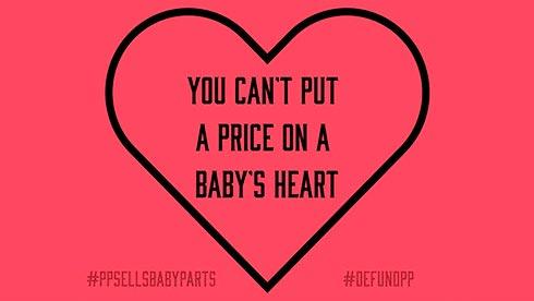 Defund PP Heart