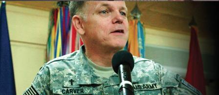 Alliance Profile - Major General Douglas Carver