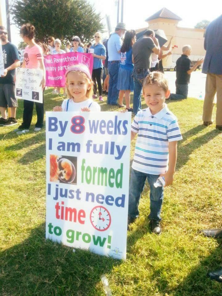 Spring, Texas rally