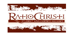 Ratio Christi Student Apologetics Alliance
