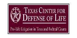 Texas Center for Defense of Life